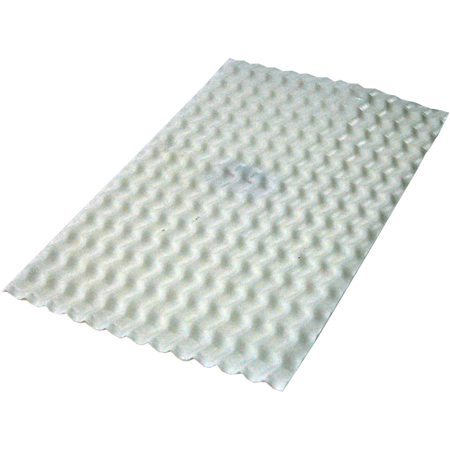 Sheet, Unlined dish, Paper, 100x160mm, white 1