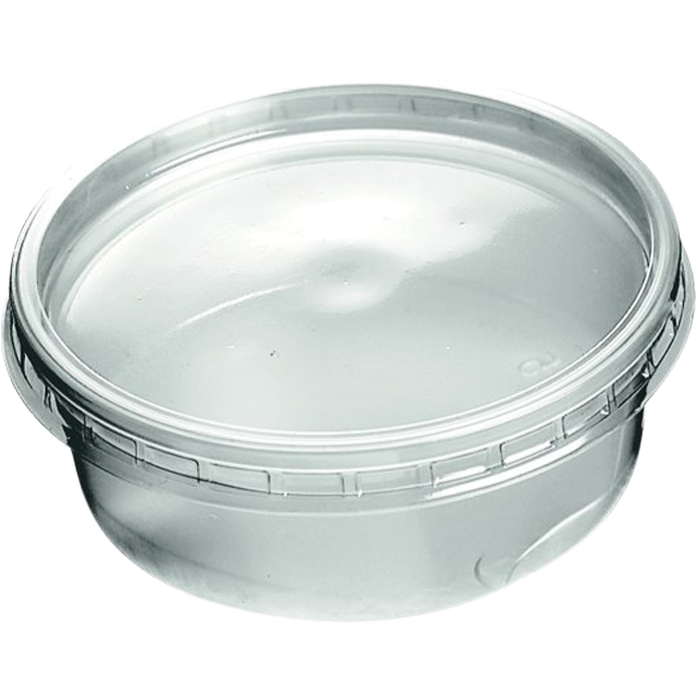 Container, PP, 75ml, plastic cup, transparent 1