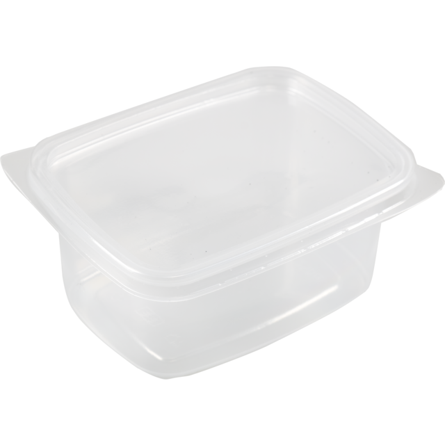 Container, PP, 250ml, plastic cup, 108x82xtransparent 1