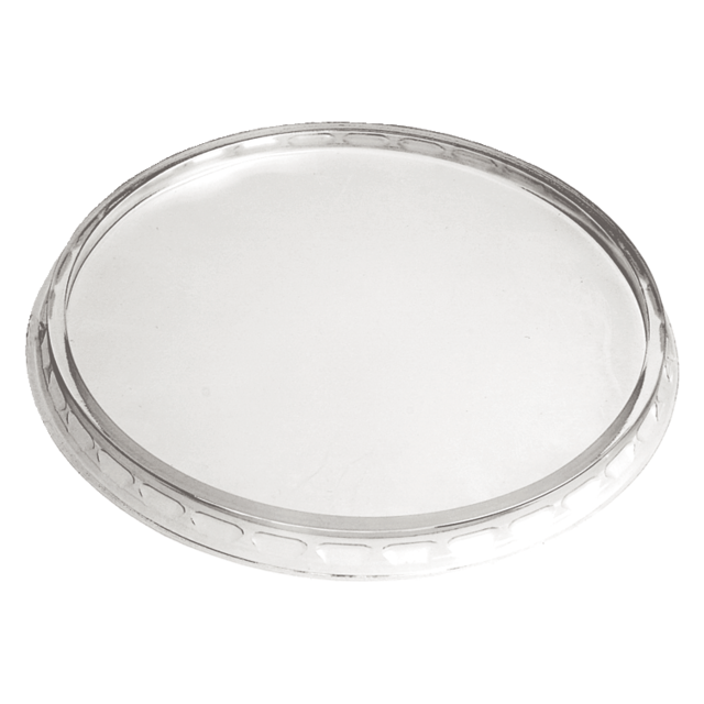 Lid, PP, round, Ø115mm, transparent 1