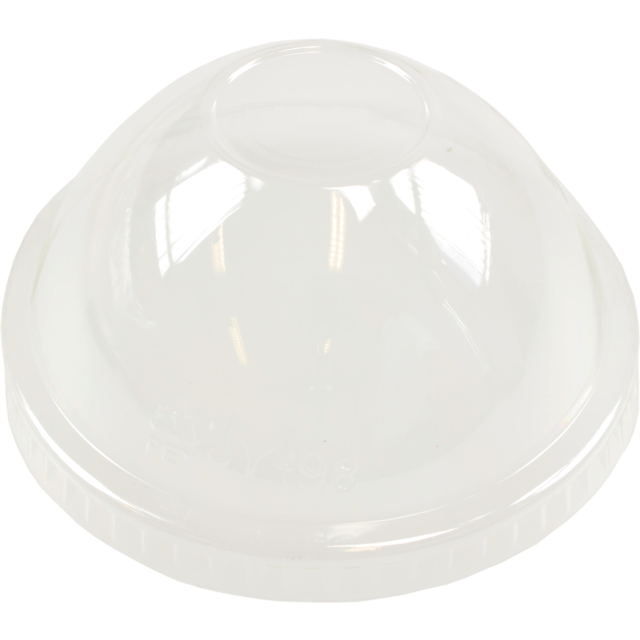 Lid, PET, transparent 1