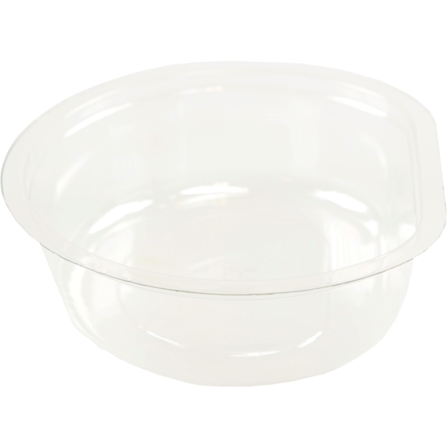 For in a tray, PET, transparent 1