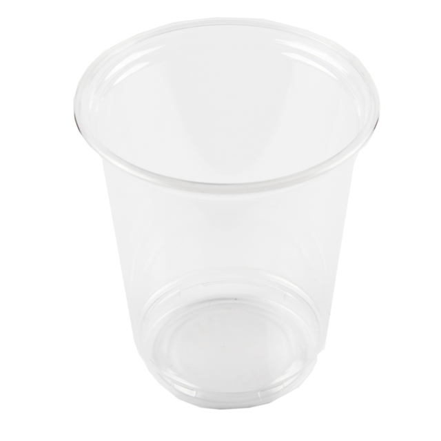 Depa, Plastic cup, PP, 440ml, 103mm,  transparent 1