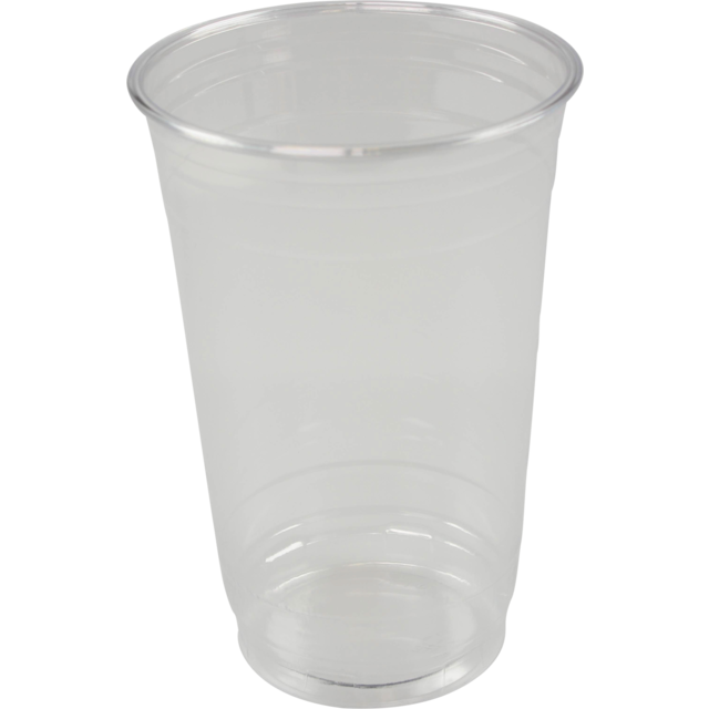 Depa, Gobelet en plastique, PP, 591ml, 20oz, 140mm,  transparent 1