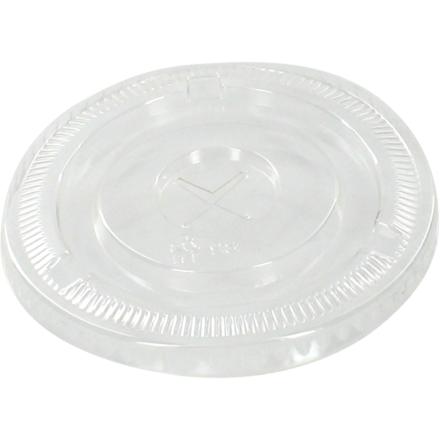Depa Lid, PET, transparent 1