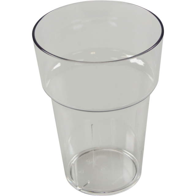 Glass, beer glass, unbreakable, Tritan, durables, 280ml,  1