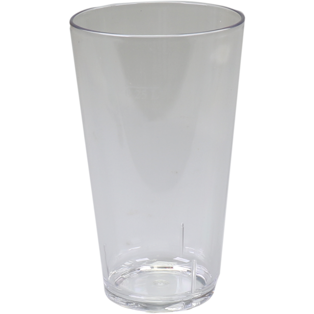 Glass, amsterdammertje, unbreakable, Tritan, durables, 310ml,  1