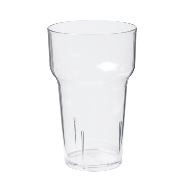 Glas, bierglas, onbreekbaar, PC, durables, 220ml,  1