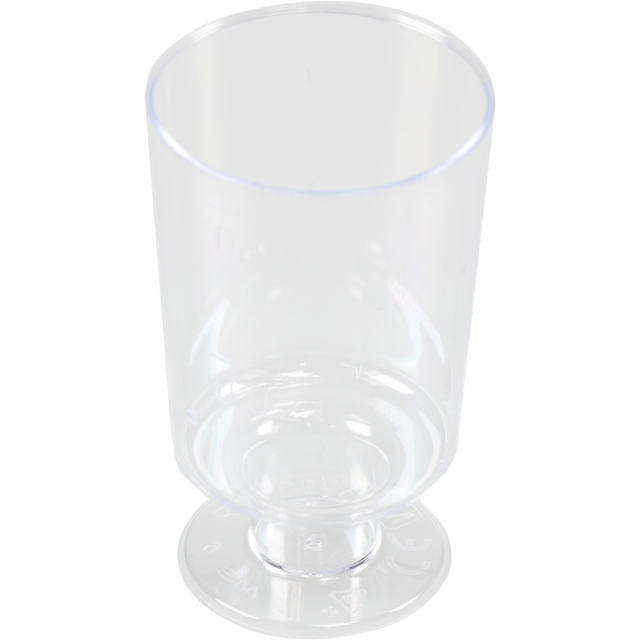 Glas, borrelglas, PS, 40ml, 70mm, transparant 1
