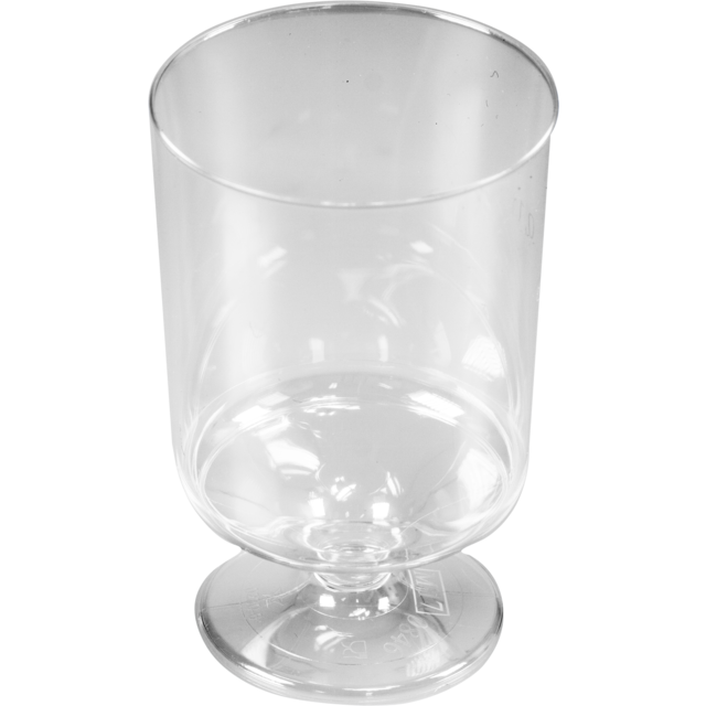 Glas, weinglas, PS, 150ml, transparant 1