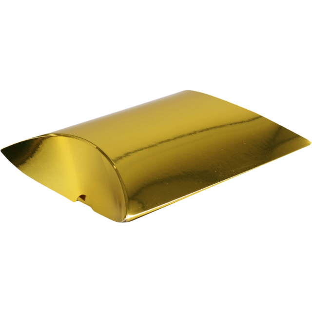 Gondel, Karton, 130x145x40mm, gold 1