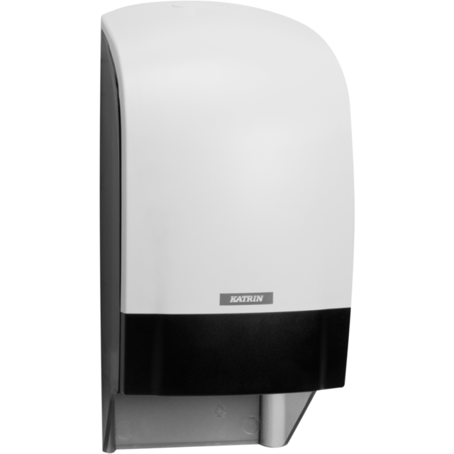 Katrin Toilet paper dispenser, white 1