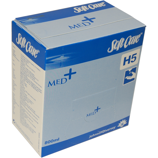 Soft Care Med H5 alcoholbasis 800ml d@6 1