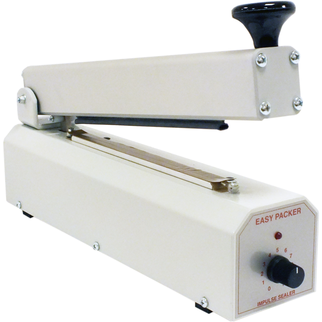 AVC Sealing Solutions Sealer, PK-300s, Impulse heat sealer, PK-300s with cutter,  1