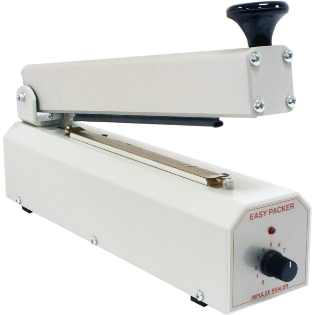 AVC Sealing Solutions Sealer, PK-400s, Impulse heat sealer, PK-400s with cutter,  1