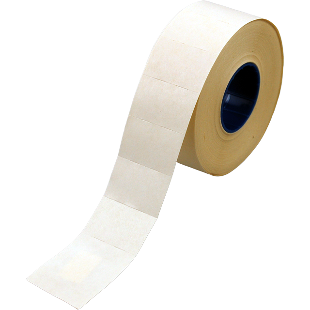 Label, Price label, Paper, 16x26mm,  1