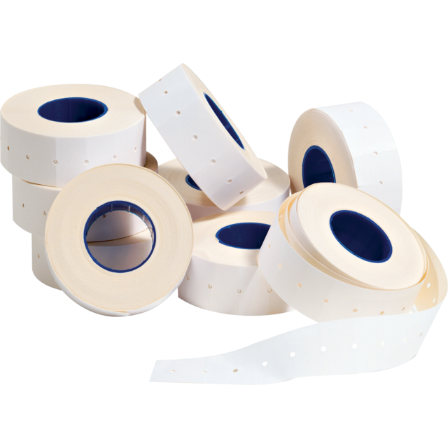 Label, Price label, Paper, 21x12mm,  1