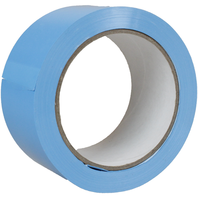 Marking tape,  PVC, 50mm, 66m, blue 1