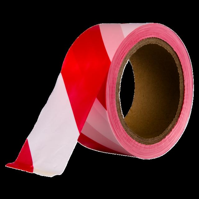 Bekend HPX Afzetlint, PE, 50mm, 100m, wit/Rood (557108), HPX | Industrie YK79