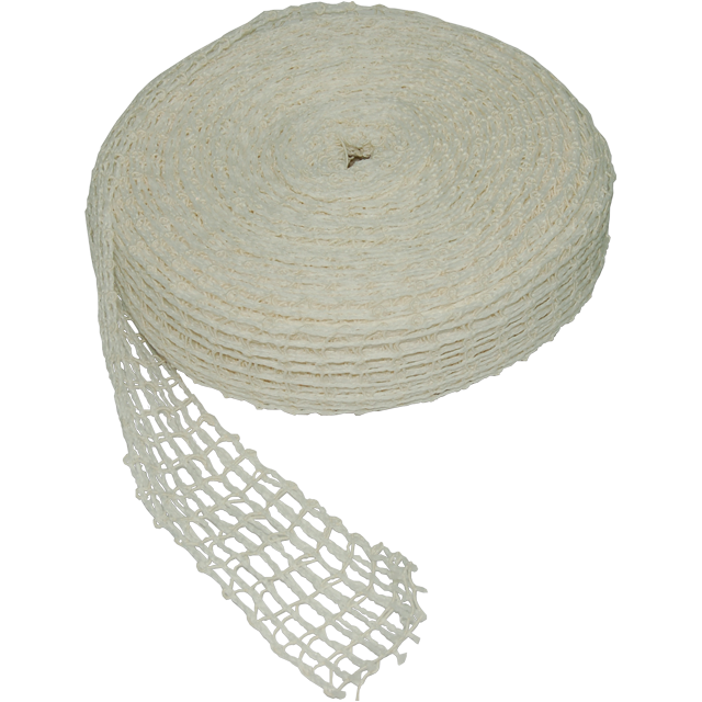 Euronet, Rolled meat joint net, R16, 12.5cm, 50m, White. 1