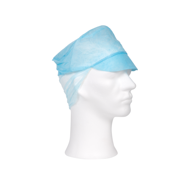 ComFort Filet à cheveux, Non-woven, bleu 1