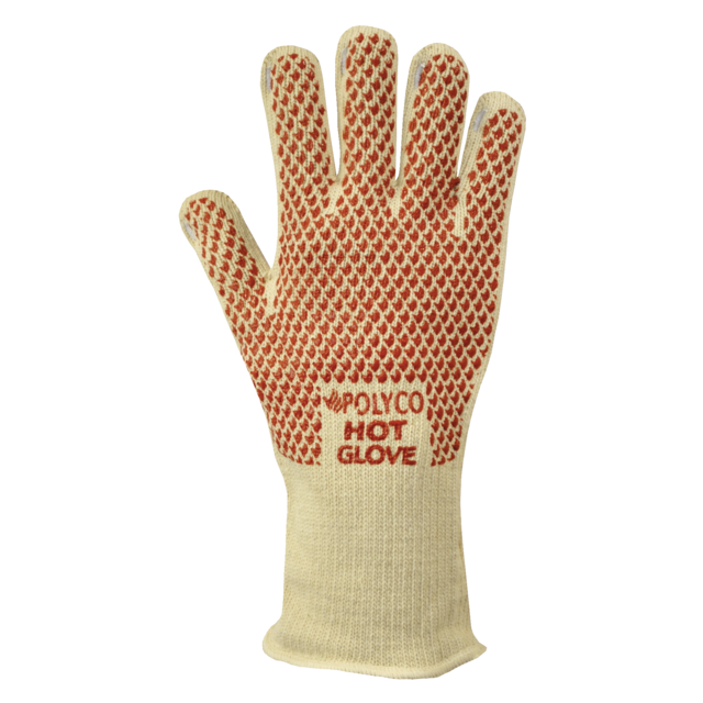 Polyco Gloves , Cotton, hot glove, Eén maat,  1