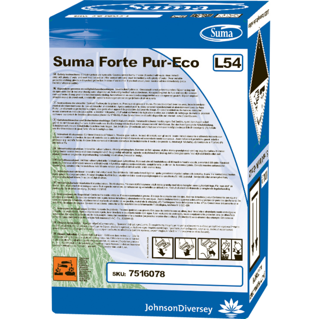 Suma Cleaning product professional,  1