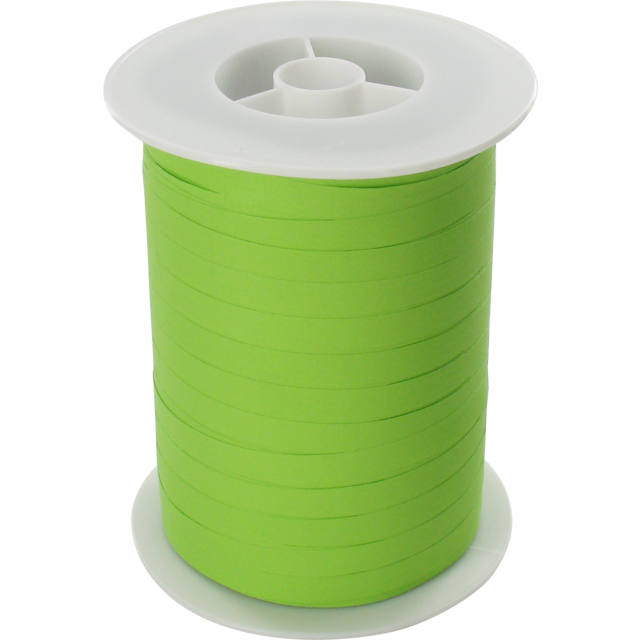 Ribbon, 7mm, 250m, green 1