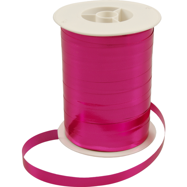 Ribbon, 10mm, 250m, cerise 1