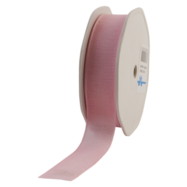 Ribbon, 22mm, 20m, pink 1