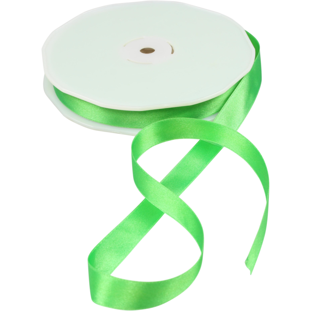 Ribbon, 16mm, 50m, green 1
