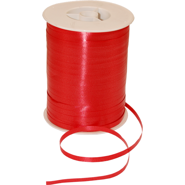 Ribbon, 5mm, 500m, red 1