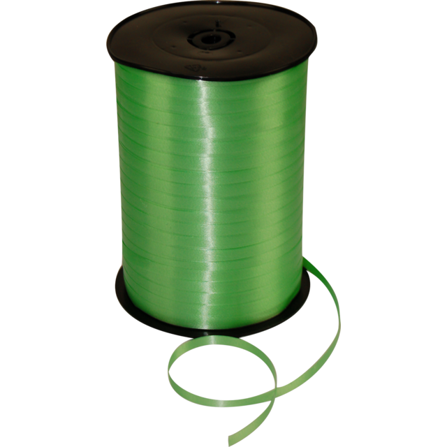 Ribbon, 5mm, 500m, light Green 1