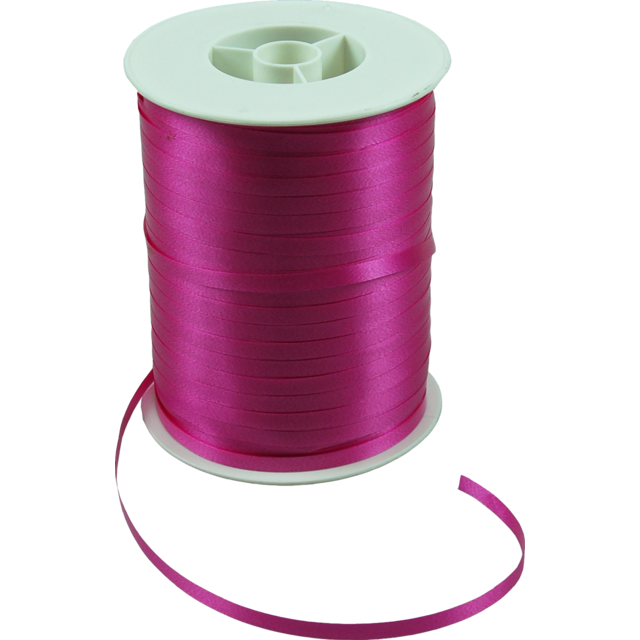 Ribbon, 5mm, 500m, azalea 1