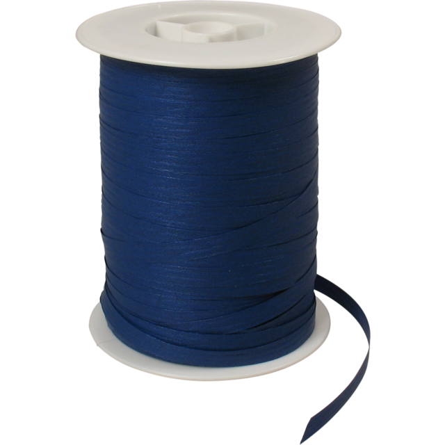 Ribbon, 7.5mm, 250m, blue 1