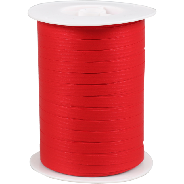 Ribbon, 7.5mm, 250m, red 1