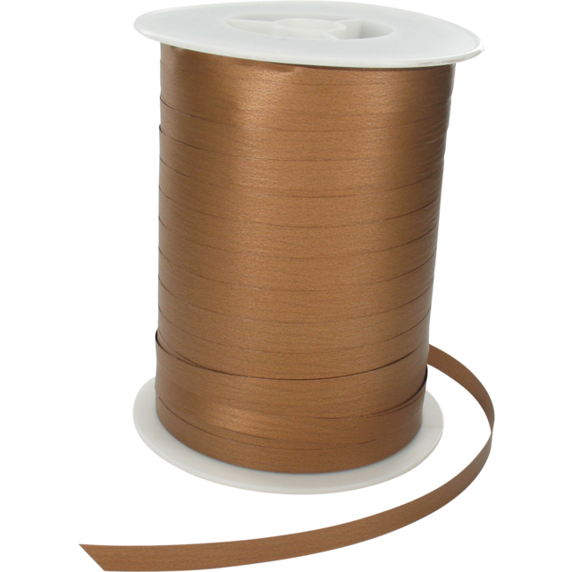 Ribbon, 7.5mm, 250m, bronze 1