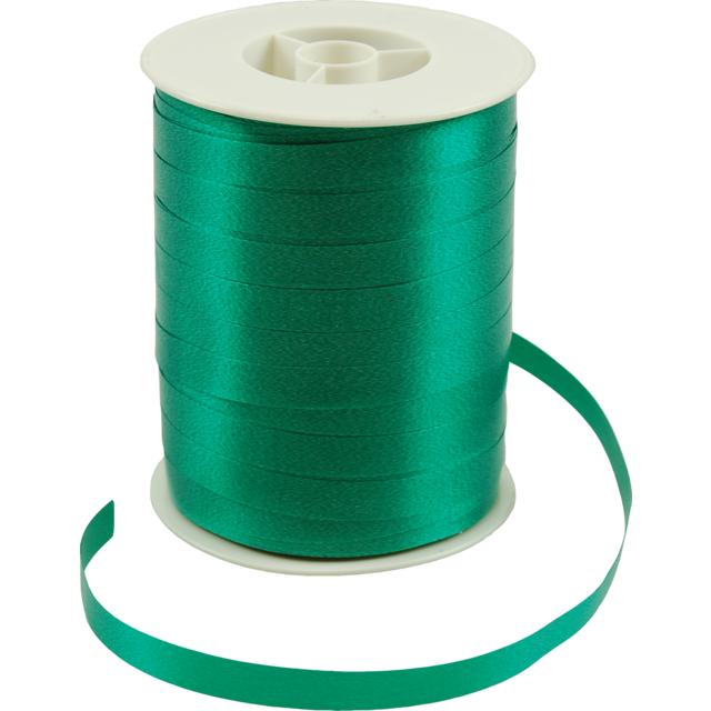 Ribbon, 10mm, 250m, green 1