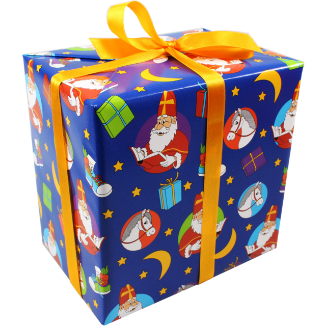 Gift-wrapping paper, 50cm, 200m, 1253,  1