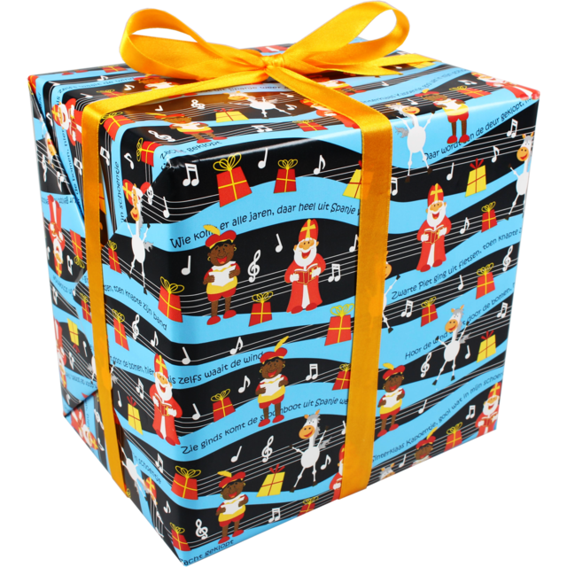Gift-wrapping paper, 50,0cm, 200m, 1255,  1