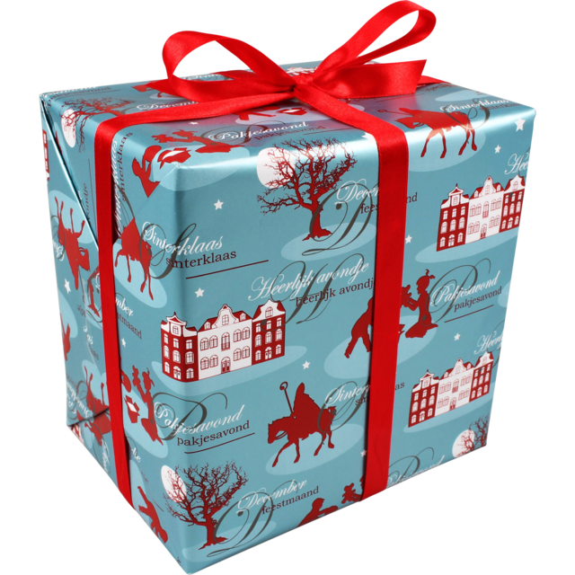Gift-wrapping paper, 50cm, 200m, 1263,  1