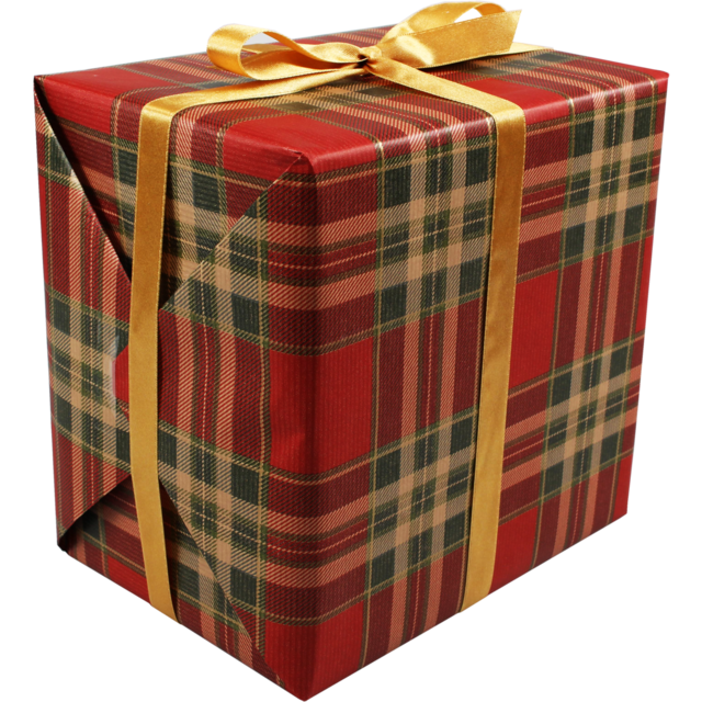 Gift-wrapping paper, 50cm, 250m, 2299, brown 1