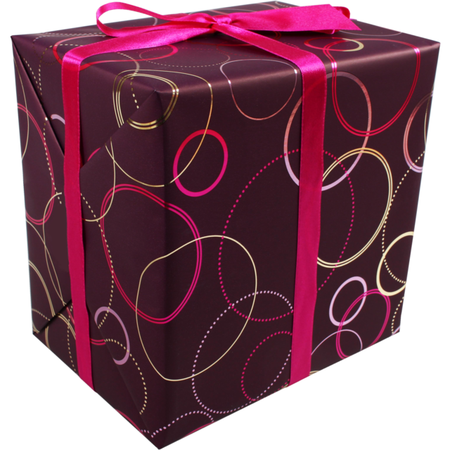 Gift-wrapping paper, 50,0cm, 100m, 2342,  1