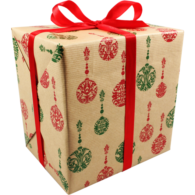 Gift-wrapping paper, 30cm, 200m, 2363,  1