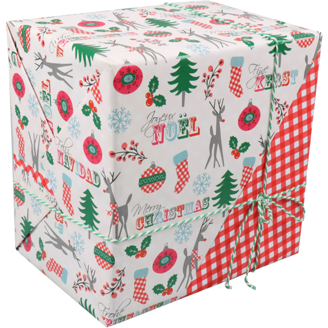 Gift-wrapping paper, 30cm, 200m, 2388,  1