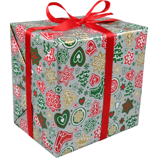 Gift-wrapping paper, 50cm, 200m, 2392,  1