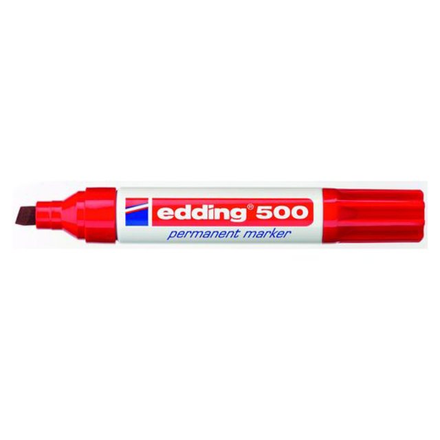 Edding Felt pen, 2mm, Type: 500, red 1