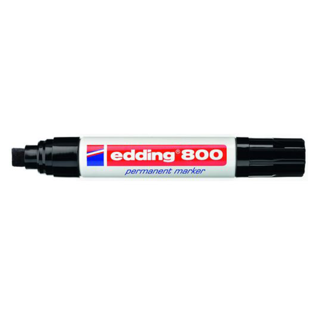 Edding Felt pen, 4mm, Type: 800, Black. 1