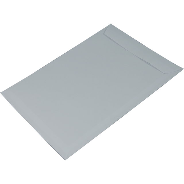 Envelope, Document envelope, 371x262mm, gum , white 1