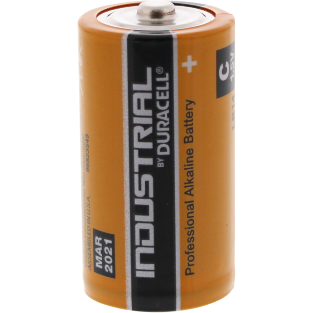 Duracell Battery, type: C, Alkaline, 1,5V 1